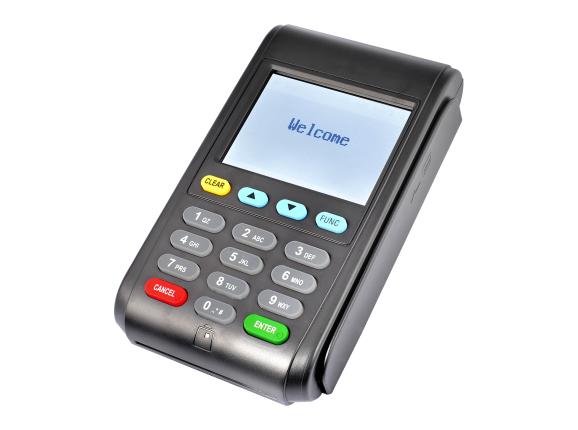 NEW6210 mPOS – компактный мобильный терминал с высокой степенью защиты